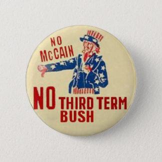 No McCain Button