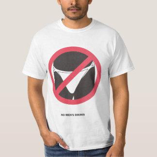 No Men's Bikinis T-Shirt