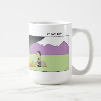No Merit Badge Mug