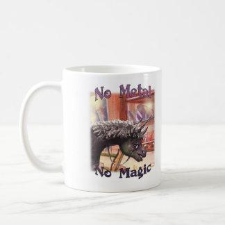 No Metal No Magic - Iown Mug