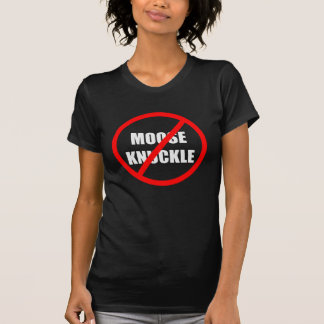 No Moose Knuckle Dark Tee Shirts
