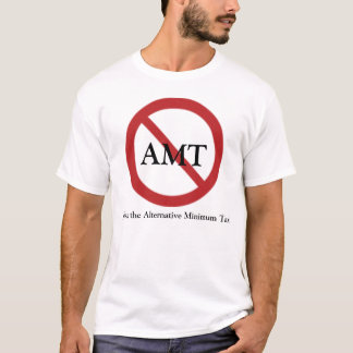 No More  AMT Shirt