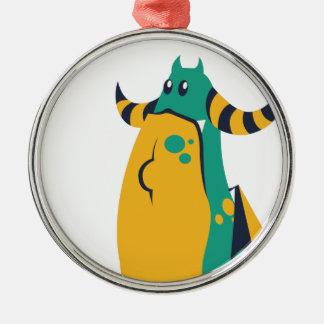 no more cookes, cookies cow design metal ornament