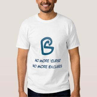 No More 'Curse' T Shirt
