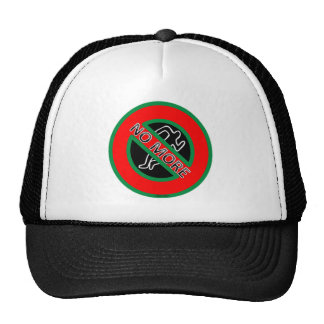 NO MORE police violence against Black People Trucker Hat
