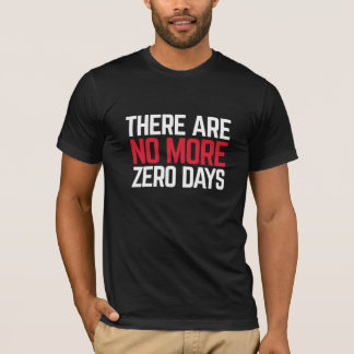 No More Zero Days Men's T-Shirt