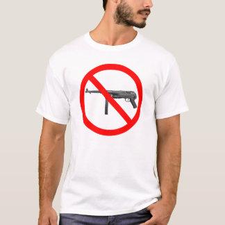 No MP40s T-Shirt