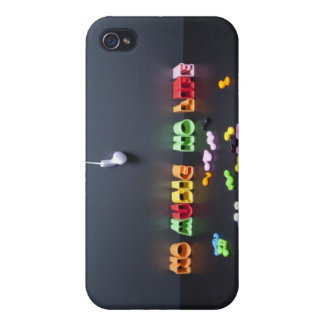 No Music No Life iPhone 4/4S Case