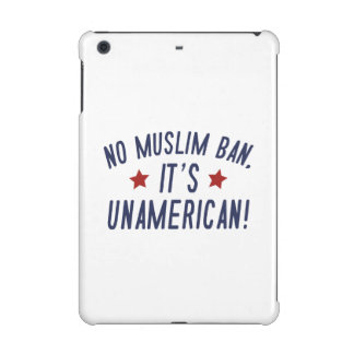 No Muslim Ban iPad Mini Cases