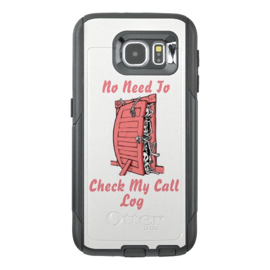 No Need Cell Phone Case