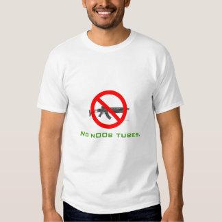No Noob Tubes Tee Shirt