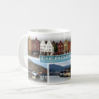 NO Norway -  Bergen - Coffee Mug