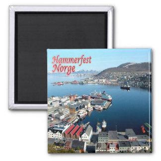 NO - Norway - Hammerfest Magnet