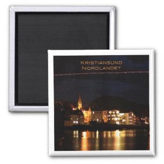NO # Norway - Kristiansund - Nordlandet Magnet