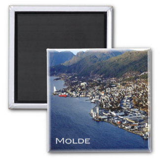 NO # Norway - Molde Magnet