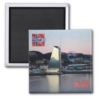 NO - Norway - Molde Panorama Magnet