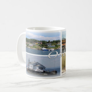 NO Norway - Oslo - Coffee Mug