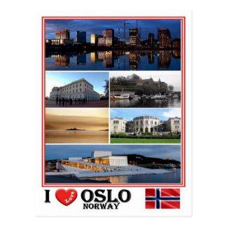 NO - Norway - Oslo - Postcard