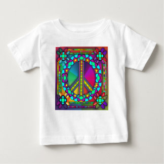 no nuke zone colored baby T-Shirt