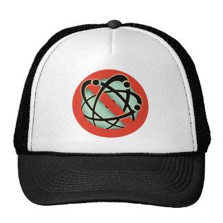 No Nukes Trucker Hat
