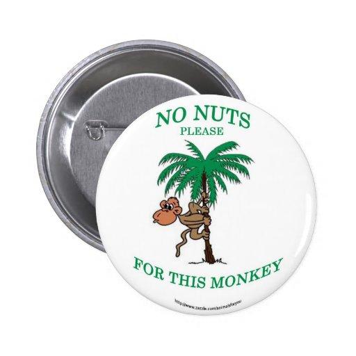 No nuts allergy kids button !
