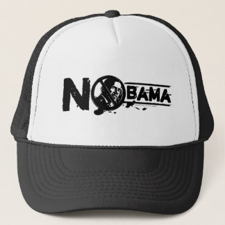 No Obama 2012 Trucker Hat
