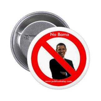 No Obama Button