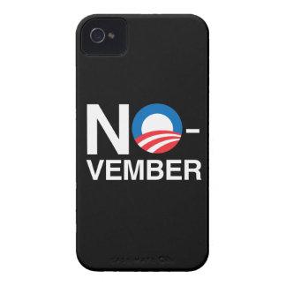 NO OBAMA IN NOVEMBER Case-Mate iPhone 4 CASE
