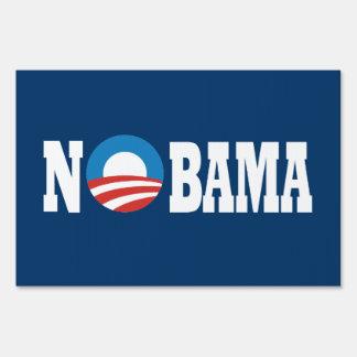 No obama sign