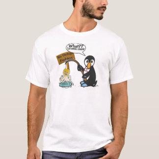 No Octopi Fishing T-Shirt