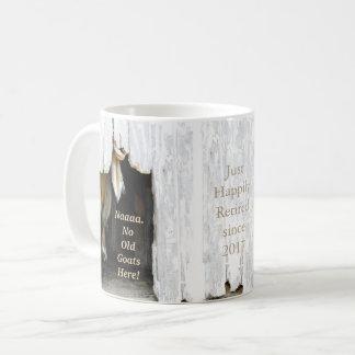 No Old Goats Here! Coffee Mug