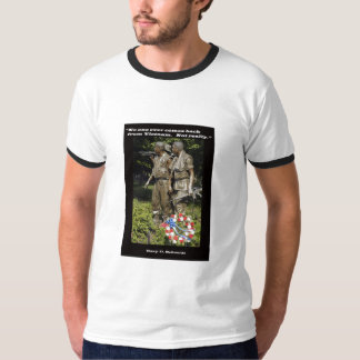 No One Ever Comes Back From Vietnam T Shirts