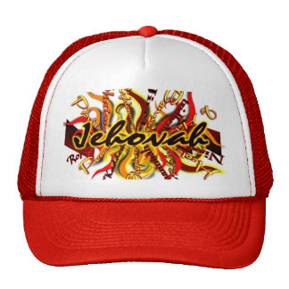 No One Like Jehovah Mesh Hat