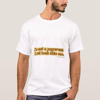 No Paparazzi Here T-Shirt