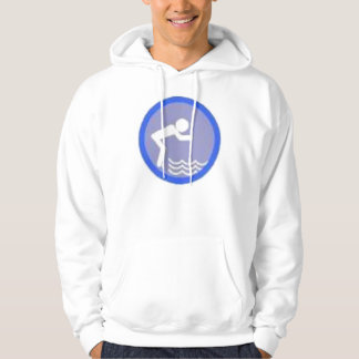 No Pee In The Pool Hoodie