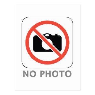 No Photo Postcard