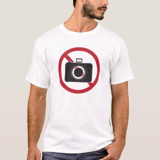 No Photo T-shirt