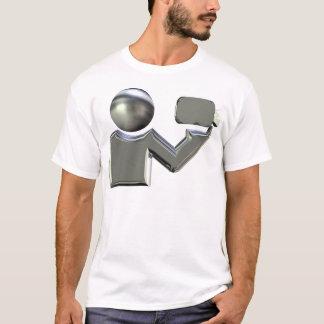 """""""No Photo"""" YouTube Profile Image T-Shirt"""