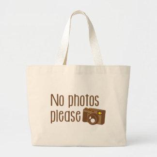 No Photos Please with vintage Camera Bags