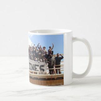 No Pipelines at Unis'tot'en Classic White Coffee Mug