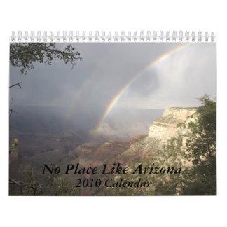 No Place Like Arizona Calendar