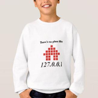 no place like home sweatshirt