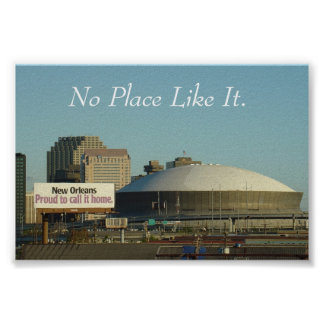 No Place Like It (poster!) Poster