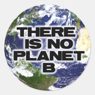 No Planet B Sticker