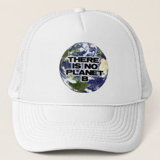 No Planet B Trucker Hat