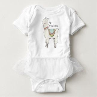 No Prob Llama Baby Bodysuit