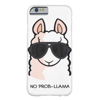 No Prob-Llama Barely There iPhone 6 Case