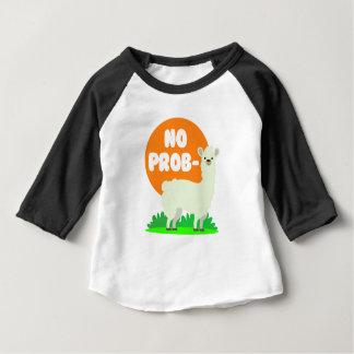 No Prob-Llama - The No Problem Llama - Funny Baby T-Shirt
