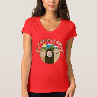 No Prob-Llamas T-Shirt