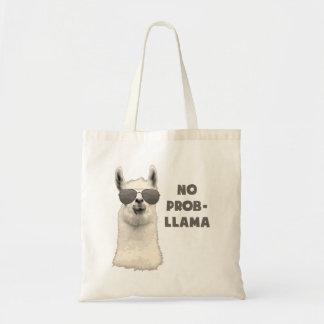 No Problem Llama Tote Bag